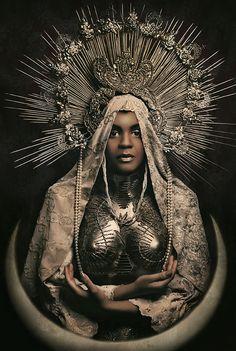 Madonnas - photo style Katarzyna Widmańska costume design Katarzyna Konieczka