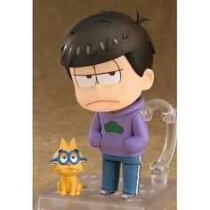 Osomatsu-san Nendoroid figurine Ichimatsu Matsuno Orange Rouge