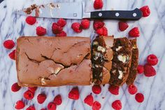 Chocablock - The Ultimate Chocolate Loaf - The Londoner Just Desserts, Delicious Desserts, Yummy Food, Baking Recipes, Cake Recipes, Dessert Recipes, Dessert Bread, Eat Dessert First, Food Facts
