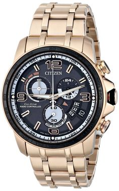 Gold watches : Gold watches men Citizen