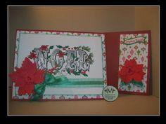 carte de noel avec enveloppe