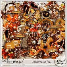 Christmas is for | Sekada Designs
