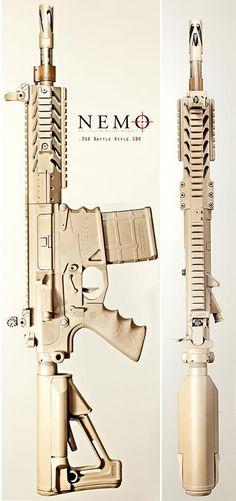 NEMO Arms' special build for SHOT Show 2013.
