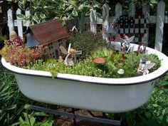 Fairy Garden Ideas (59)