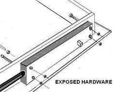 Murphy Bed Hardware