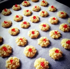 Chinese butter cookies
