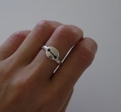 Big Hero 6 Baymax Face Ring by mygeekhusband on Etsy
