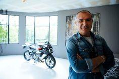 Aldo Drudi's Honda Burasca 1200 Photos και Video - 4Riders