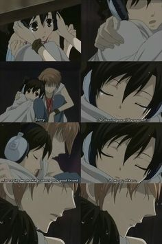 #Ouran Highschool Host Club... i know ive already repinned this but it is so cute.