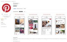 Get #Pinterest for your iPhone in the #AppleStore. For Pinterest tips follow #PinterestFAQ curated by #JosephKLeveneFineArtLtd     https://pinterest.com/jklfa/pinterest-faq/