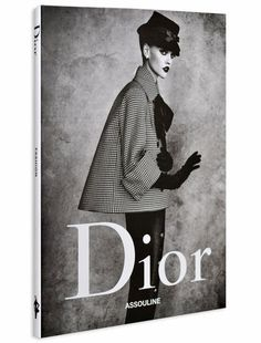 Fashion Coffee Table Book Dior Box