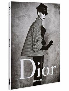 Fashion Coffee Table Book Dior Box