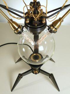 Machine Light Series of Frank Buchwald model no.01