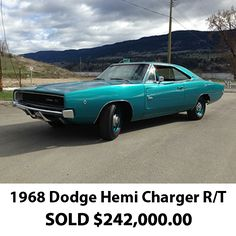S16 Hemi Charger