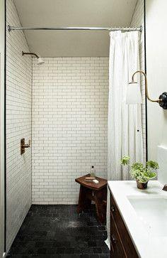 Lauren's House - eclectic - Bathroom - Dc Metro - Lauren Liess Interiors
