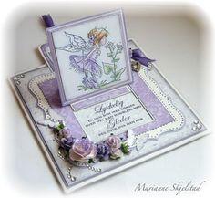 Mariannes papirverden.: Sketchy Colors - Fargeutfordring