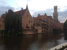 The EuroTrip Diaries: The Magic That Is Bruges