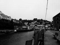 This is Looe, Cornwall. #cornwall
