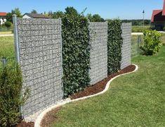 Garden Pond Design, Garden Yard Ideas, Side Garden, Fence Design, Indoor Garden, Landscape Design, Garden Privacy Screen, Garden Fence Panels, Garden Stairs