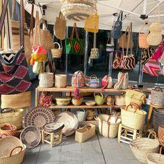 Craft Shop, Nature Crafts, Tokyo Japan, Basket, Natural, Tokyo, Nature, Natural Crafts, Hamper