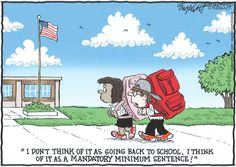 136208 600 Back To School  updated cartoons