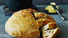 Bread Recipes, Snack Recipes, Snacks, Scones, Rolls, Sweets, Baking, Kitchen, Bakken