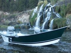 High Side Photos - Professional Series High Side Drift Boat