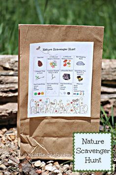 Nature Club for Kids with free Printables