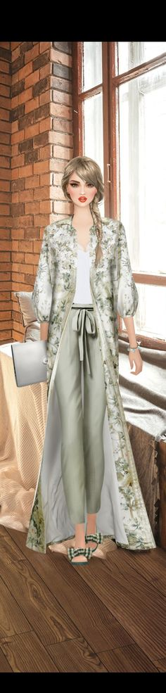 Fresh start Covet Fashion Games, Duster Coat, Fresh Start, Womens Fashion, Fitness, Jackets, Trends, Dresses, Anime