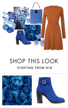 """""""Otoño"""" by amores-anam ❤ liked on Polyvore featuring McQ by Alexander McQueen"""