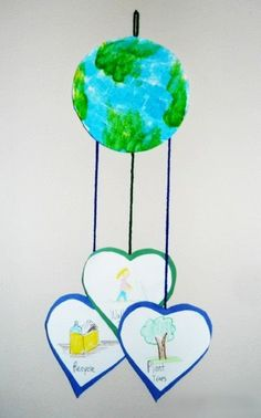 Earth Day Crafts for Elementary