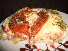 Receita de Pizza de tabuleiro com pão de forma - Tudo Gostoso