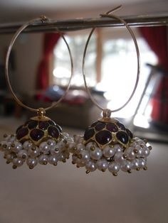love them, if only there was a way to have gigantically oversized jhumkas...