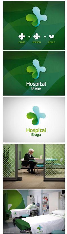 hospital best branding design