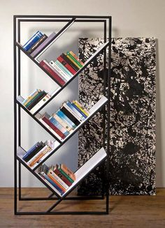 These 5 Sculptural Shelving Options Tackle Tough Storage Problems While Giving Your Space A Sophisticated Air