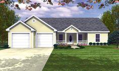 Houseplan 348-00015