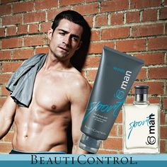 Introducing the all NEW BC Man Sport Collection by #BeautiControl