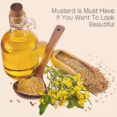 You know what?  It seems that mustard has hidden benefits for our beauty. http://ift.tt/1JQgBcQ #beauty #mustard #oil #beautytips #skincare #bath #hair #massage