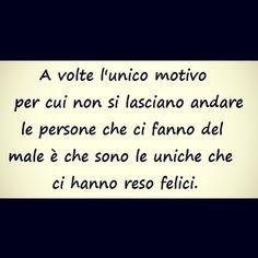 """""""..❤ #frase #frasonedelgiorno #bomba #top #puraveritá #verità #amore #love #amicizia #friends #ricordi #memories #remember #tuttoquestopuósuccedere…"""""""