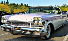 1957 Mercury Turnpike Cruiser. This beauty needs to be insured properly call House of Insurance in Eugene, Oregon  541-746-4546 Ask for Jim Paz