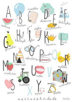 boombom: Prezent na Dzień Dziecka - Alfabet do pobrania
