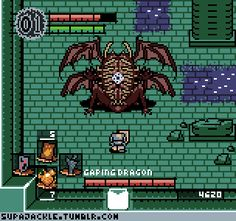 Dark Souls: Hollow's AwakeningComing this summer to Gameboy Color