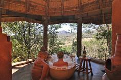 "ECO / GREEN SAFARIS: CNN interviews the authors of ""Africa's Finest"" to learn their top 15 favorite eco-friendly safari lodges in Africa. Before I Sleep, Eco Green, Great Memories, Africa Travel, Lodges, View Photos, Beautiful Homes, Outdoor Living, Places To Go"