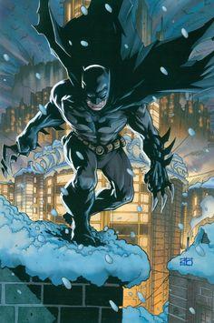 Batman by Khoi Pham