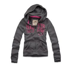 Hollister Hoodie i like the dark heather grey, navy and green