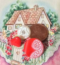 German & Czech vintage buttons Like Buttons? Join our Facebook Group Button Button Who's Got the Button https://www.facebook.com/groups/whosgotbuttons/