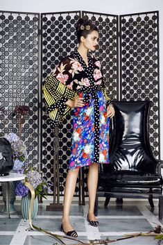 See the complete Duro Olowu Spring 2016 Ready-to-Wear collection.