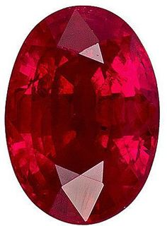 Good value in genuine Burma ruby with a vibrant medium rich red, excellent cut, clarity and life. A very bright and lively stone NOTE For a more detailed description of this beautiful Ruby gemstone, including additional images and video, please Contact Us Minerals And Gemstones, Rocks And Minerals, Loose Gemstones, Natural Gemstones, Red Gemstones, Beautiful Rocks, Ruby Stone, Rocks And Gems, Ruby Red