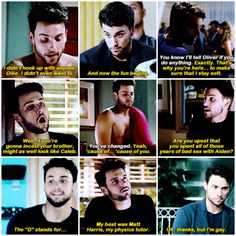 "#HTGAWM 2x03 ""It's Called the Octopus"" - Connor"