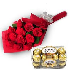 Do you have #Gift to present your partner?Ferns N Petals brings a combo pack of #Flower and #Chocolale for your loved ones. http://bit.ly/1CjmjlQ